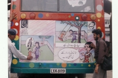 Bus wrapping--`
